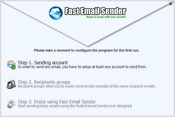 Fast Email Sender 5.1.0